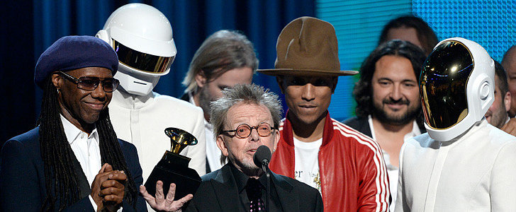 Announcing the Winners of the Grammy Awards