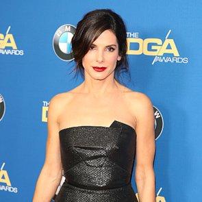 Sandra Bullock's Hair at Directors Guild Awards 2014
