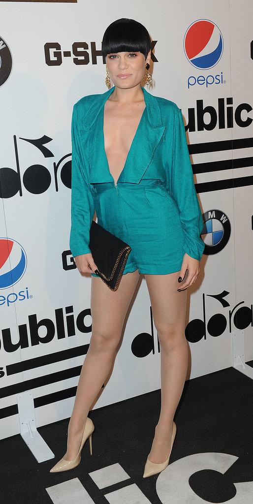 Jessie J in Romper