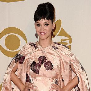 Katy Perry Bangs 2014