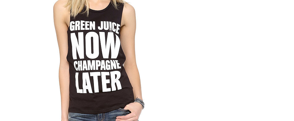 Can This Be the Fashion Flock's Official Tank?
