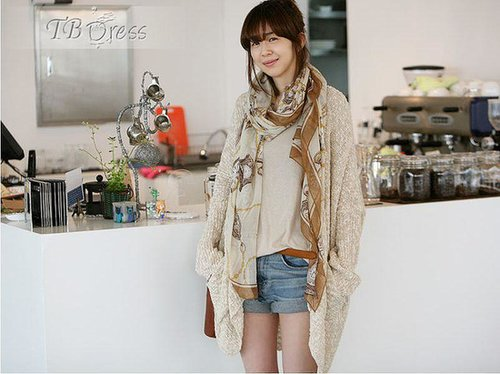 $ 14.29 Premier New Arrival Pleated Shawl Scarf