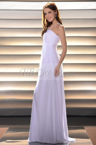 $ 89.39 Elegant Sheath/Column Halter Sweetheart Long Evening Dress