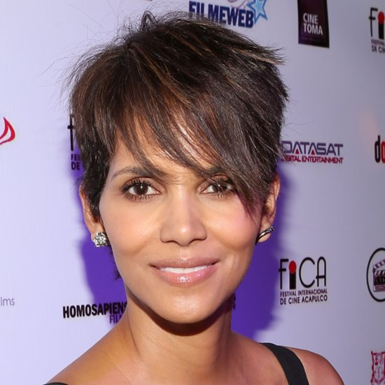 Halle Berry Steps Out Post Baby at Acapulco Film Festival