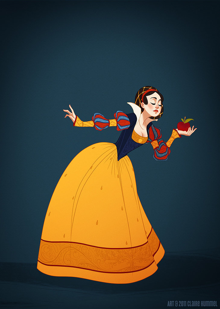 Historical Snow White