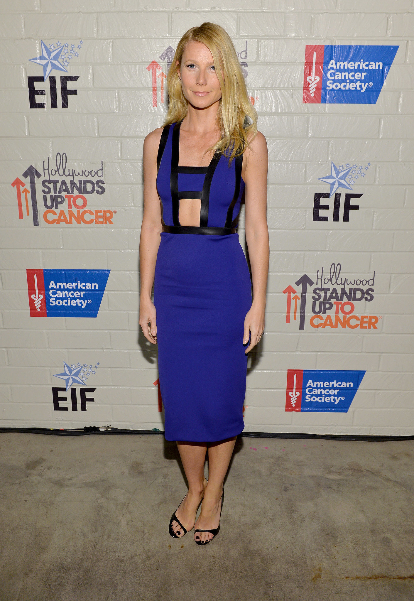 Gwyneth Paltrow at Stand Up to Cancer