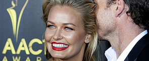 Lara Bingle Steals the Limelight on the AACTA Awards Red Carpet