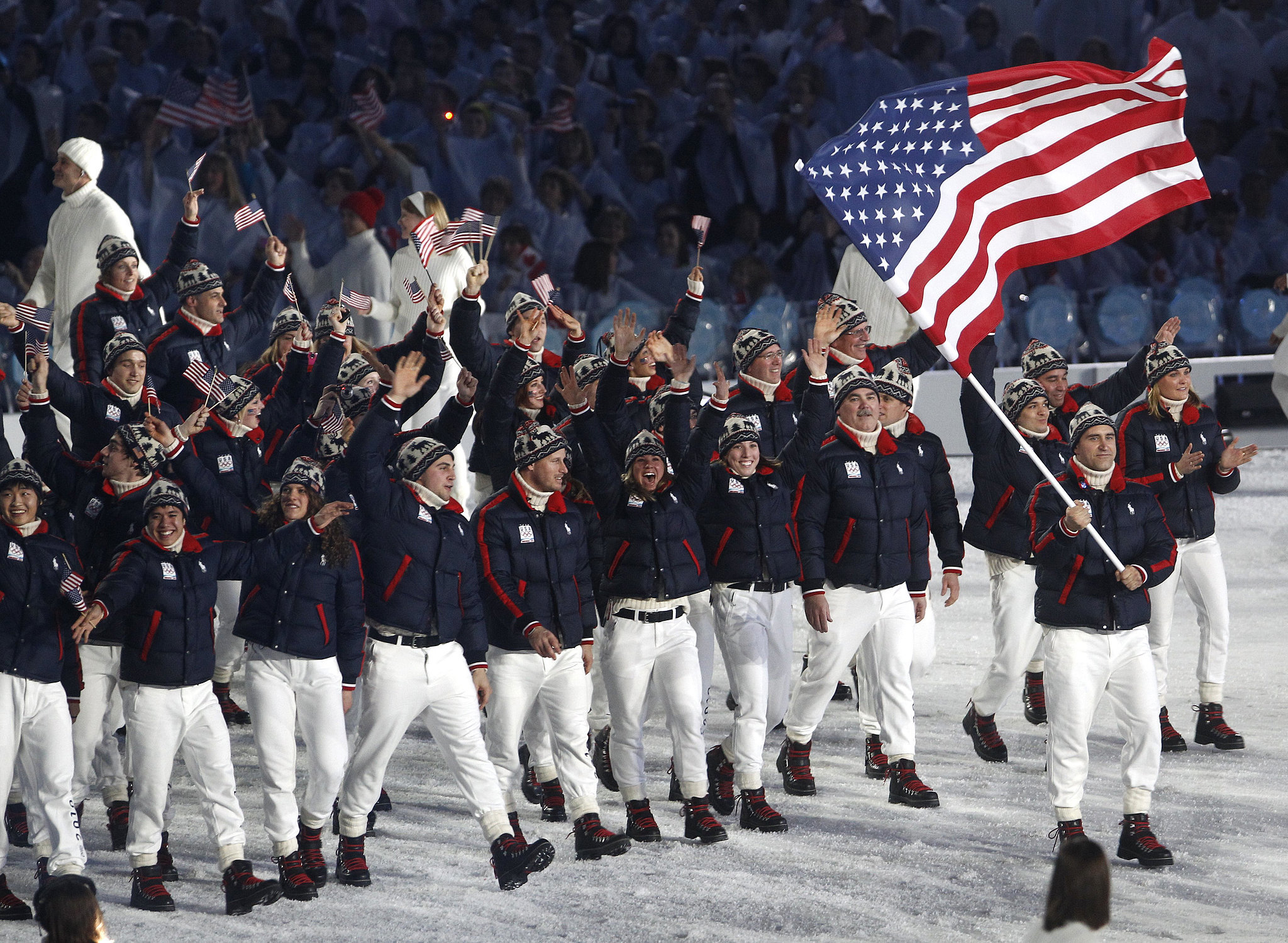 Team USA at the 2010 Winter Olympics