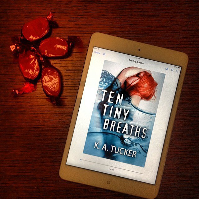 Carissagillett shared the first book she read in 2014.