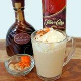 Cocoa Loco Flor de Caña Cocktail