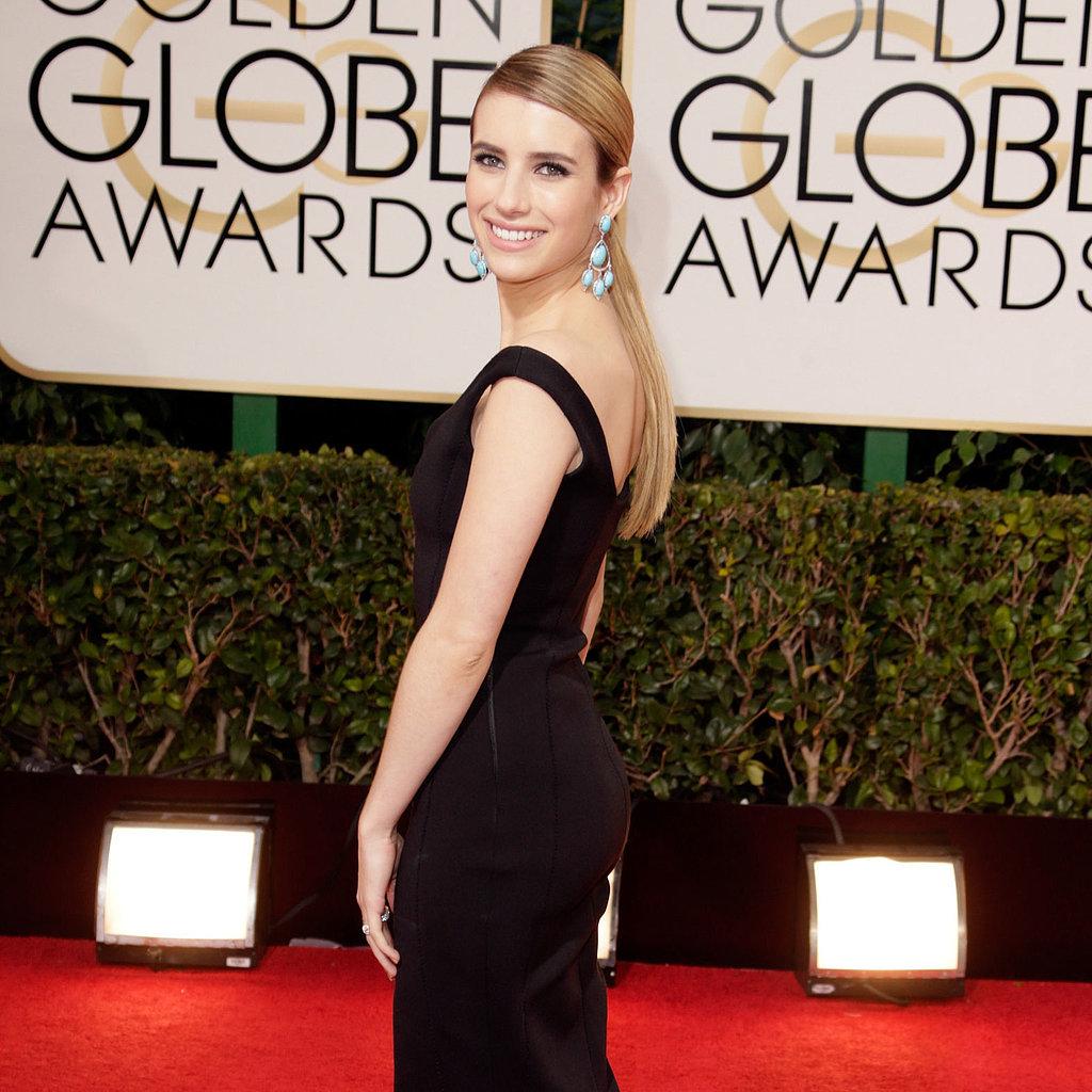 Emma Roberts Red Carpet Looks