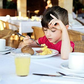 Restaurant Owner Helps Autistic Diner