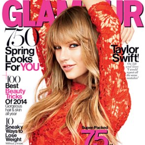 Taylor Swift Dating Advice in Glamour Magazine