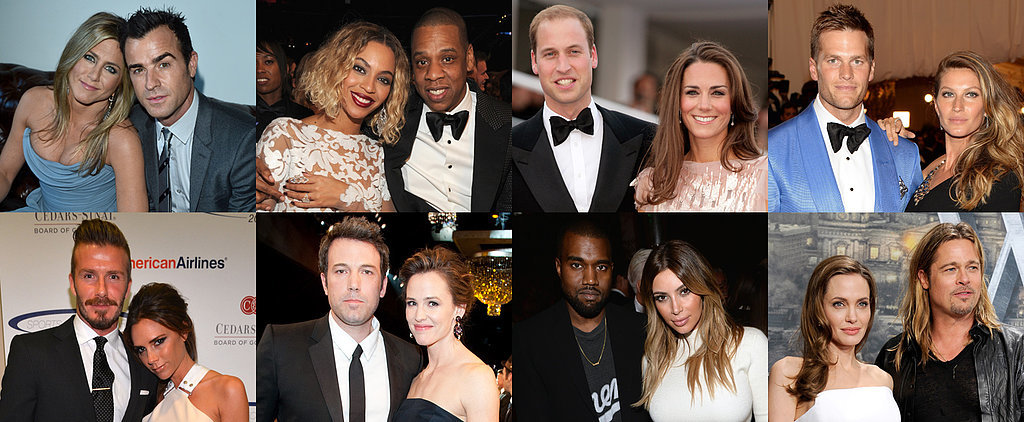 Which Celebrity Power Couple Is Your Favorite?