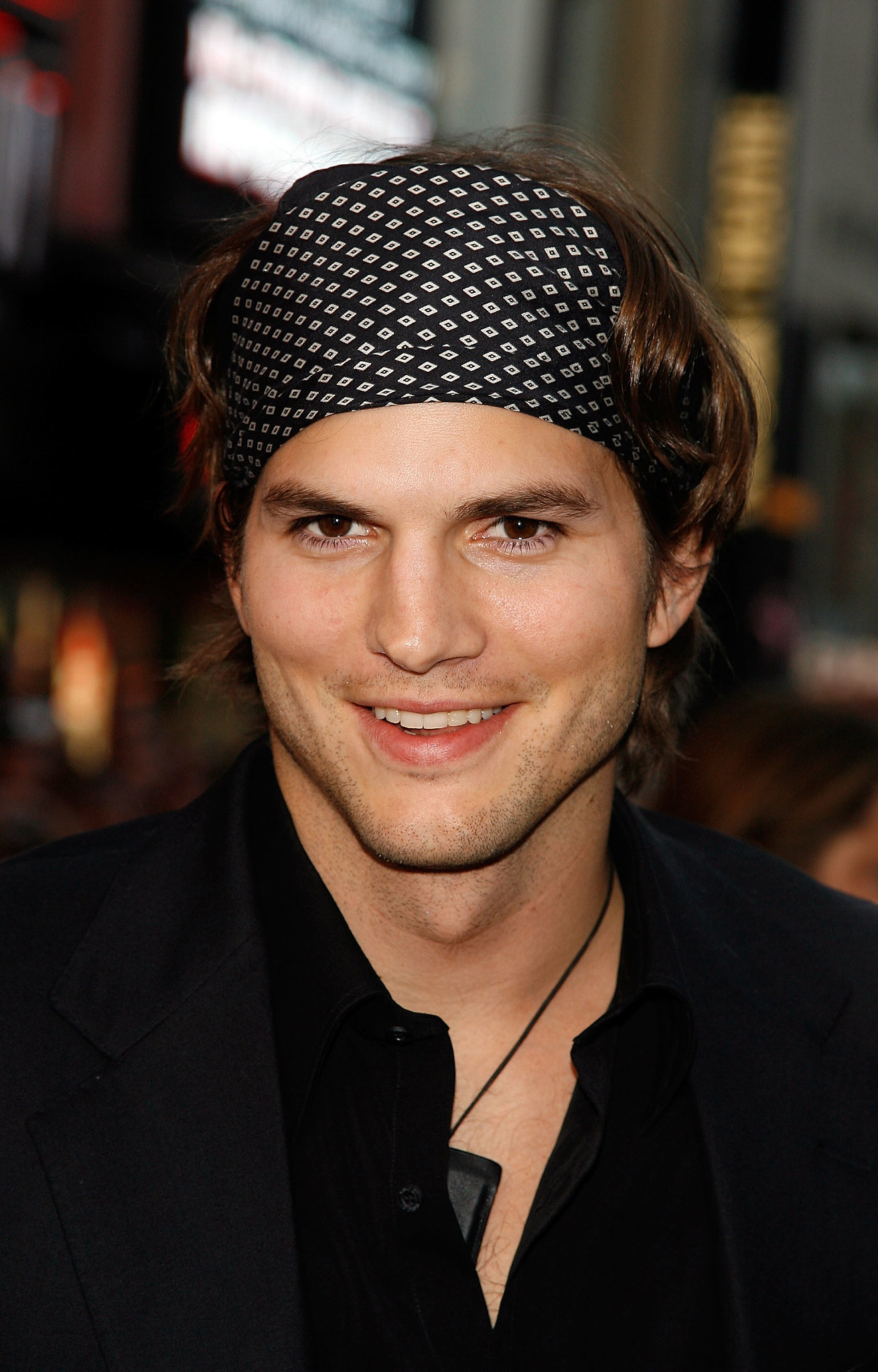 But wait. This headband . . .
