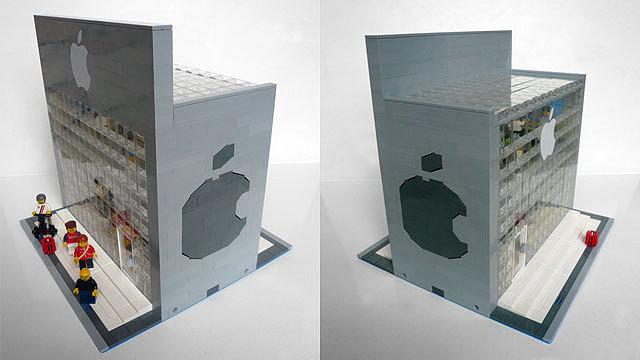 Modular Apple Store