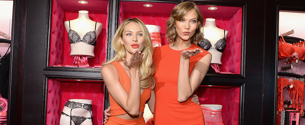 Two Victoria's Secret Angels, One Serious Dose of Valentine's Day Inspiration