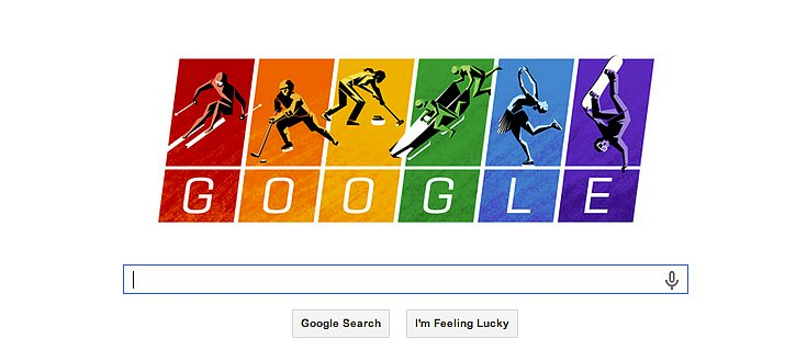 Google's Latest Doodle Shows Support For LGBT Rights