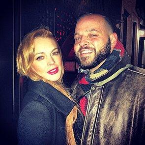 Mean Girls Reunion 2014: Lindsay Lohan and Daniel Franzese