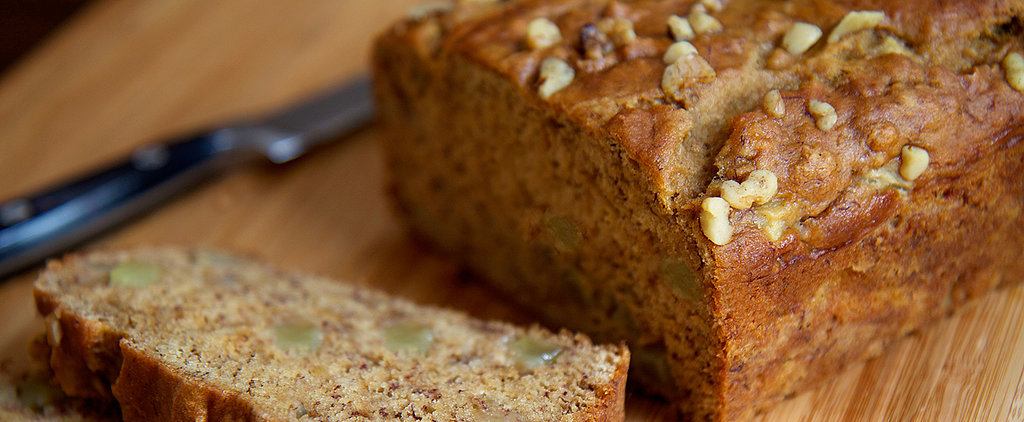 Veganize Your Usual Loaf: Banana Apple Chunk Bread