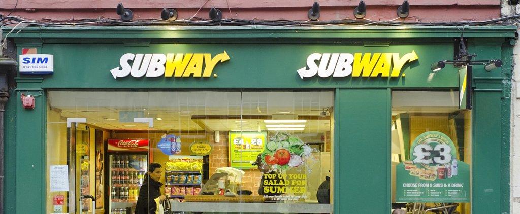 "Subway Says ""So Long"" to an Eyebrow-Raising Ingredient"