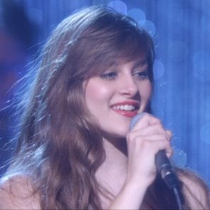 Aubrey Peeples Interview For Nashville | Video
