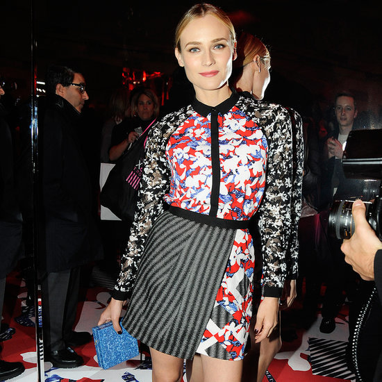 Diane Kruger in Peter Pilotto For Target | Video