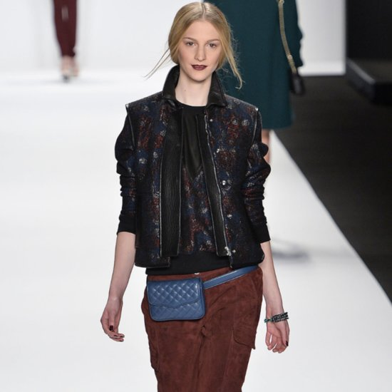 Rebecca Minkoff New York Fashion Week Fall 2014 Runway
