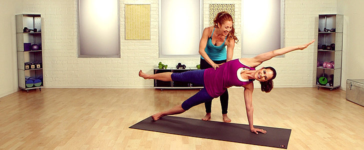 Blast Back Fat With Yoga