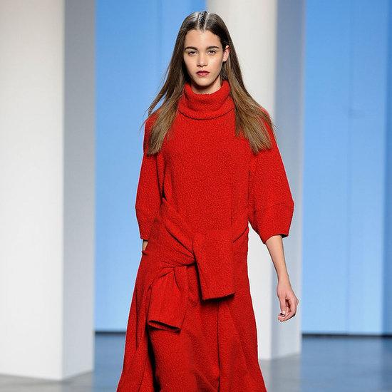 Tibi Fall 2014 Runway Show   NY Fashion Week