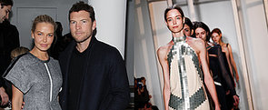 Dion Lee Does Dark Australiana at NYFW — and Look Who's in the Front Row!