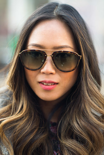 NYFW Beauty Street Style Fall 2014