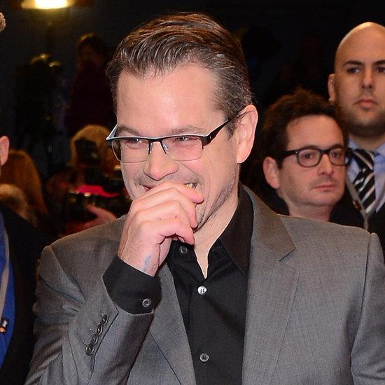 Celebrities at the 2014 Berlin International Film Festival