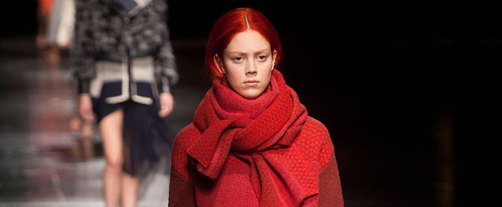 Prabal Gurung Paints It Red For Fall 2014