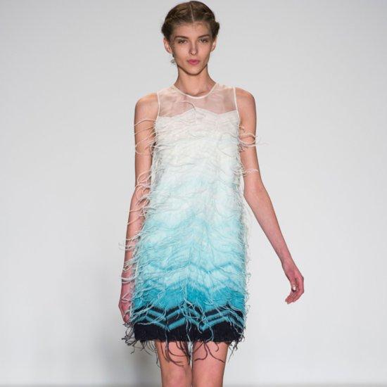 Lela Rose New York Fashion Week Fall 2014 Pictures