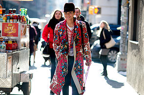 Day 2: NYFW Street Style Roundup — Love It or Leave It?