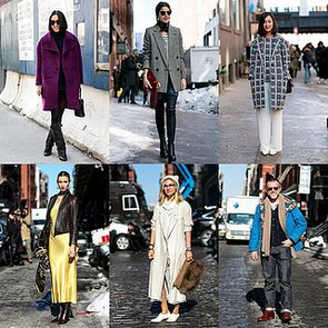 New York Fashion Week Street Style Gets More Colorful