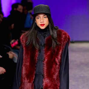 DKNY Fall 2014 Hair and Makeup   Runway Pictures