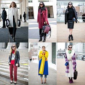 Best New York Fashion Week Street Style 2014
