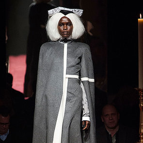 Thom Browne Women's Fall 2014 Runway Show | NY Fashion Week