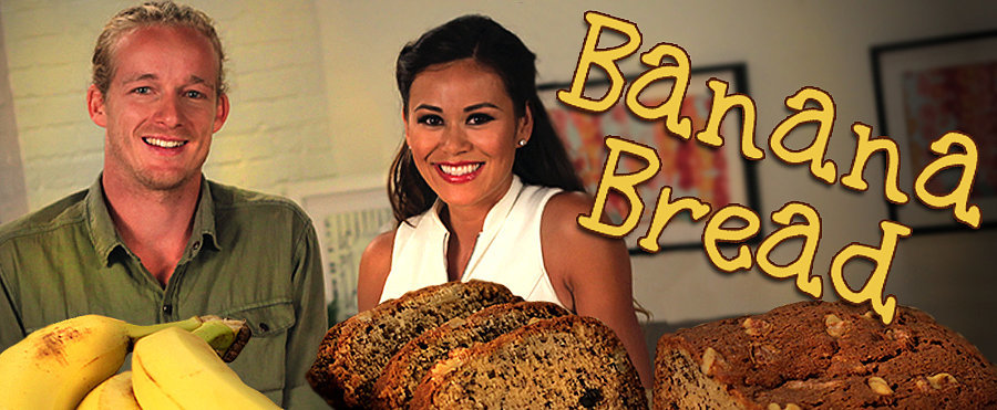 Learn How to Bake Banana Bread From a Hot Aussie
