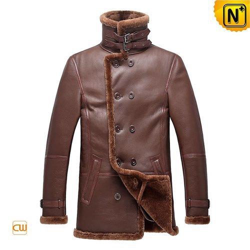 Men Sheepskin Shearling Coats CW878236