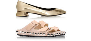 Fashionable Flat Shoes For Spring 2014