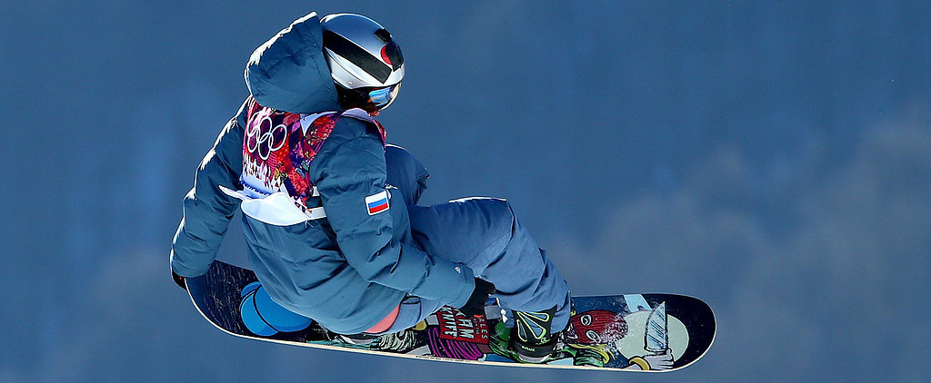 Nude Photos Crash Olympic Snowboarder's Phone