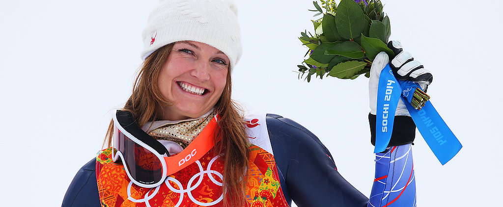 Julia Mancuso Brings Home Bronze