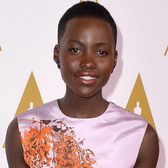 Lupita Nyong'o Oscars Nominees Luncheon Quotes