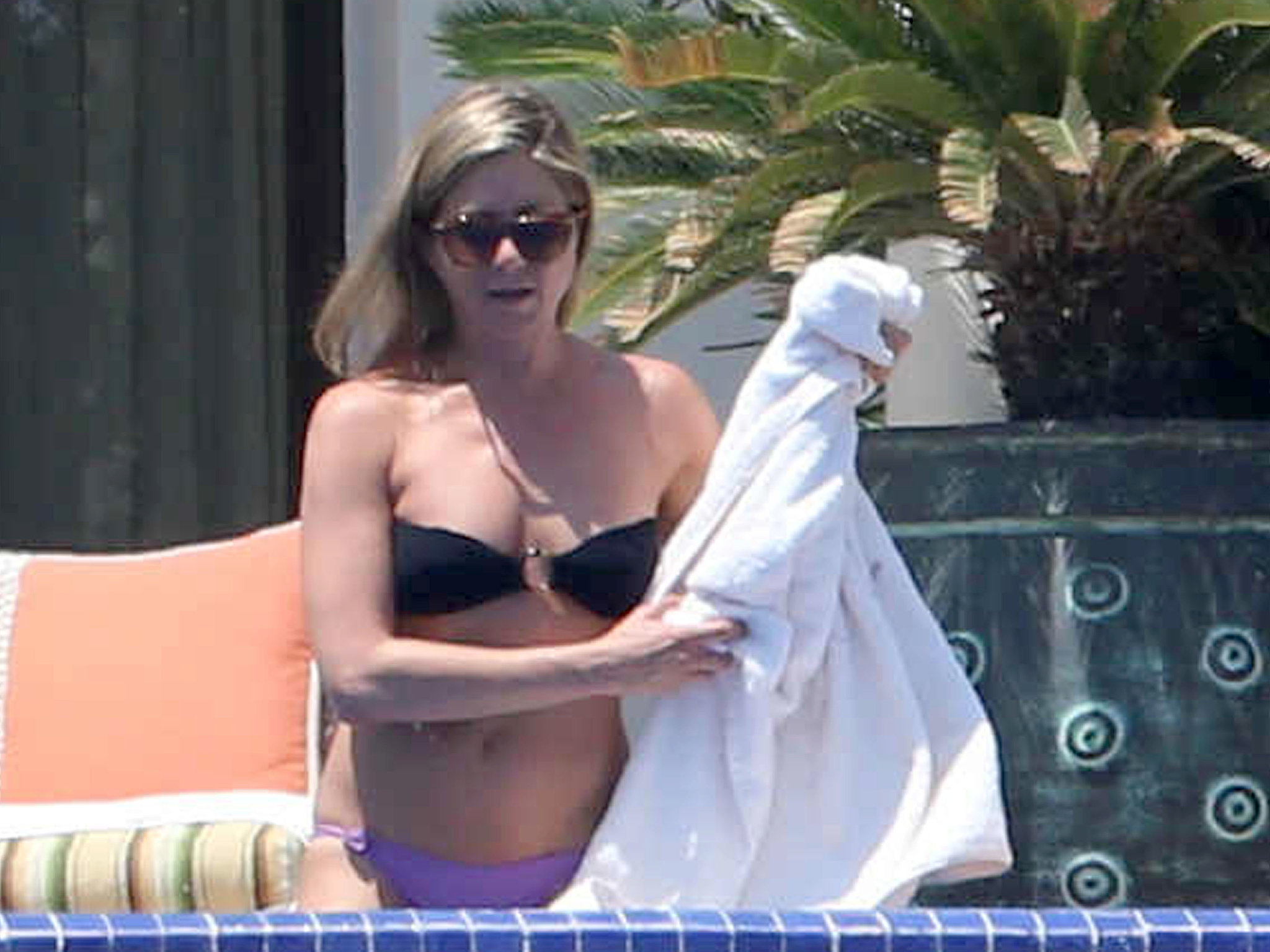 Jennifer was down in Mexico to finish off Summer in August 2013.