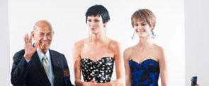 If These Oscar de la Renta Dresses Could Talk . . .