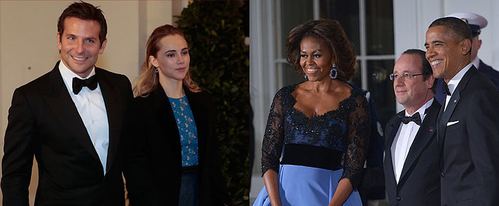 The Obamas Fete the French President With Help From Famous Friends