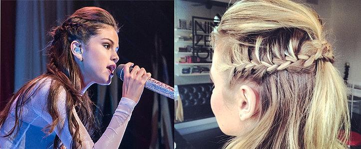 Selena Gomez's Stylist Breaks Down How to Get Her Braids!